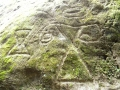 Petroglyphs at Soldier Ghaut