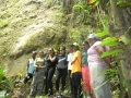 Shirley's girls CLub and excecutive members of the Montserrat National Trust