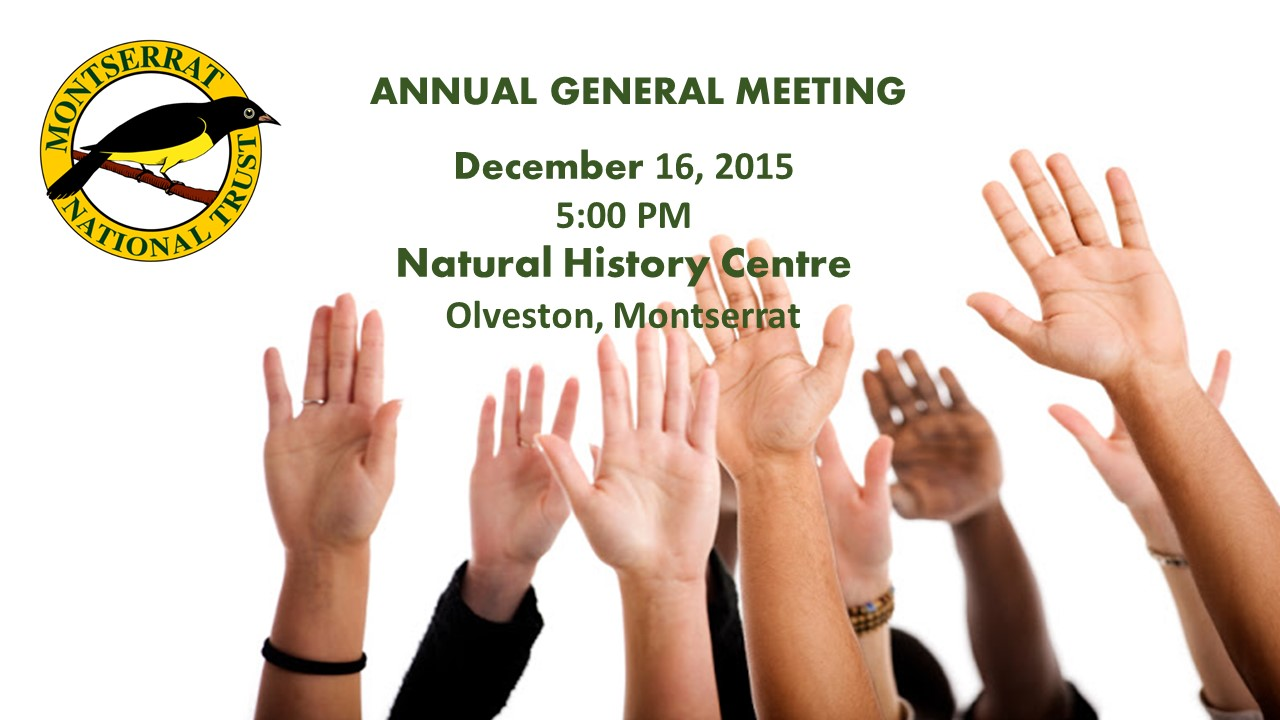 Annual General Meeting December 16, 2015