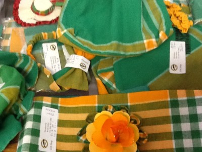 National Fabric inspired gifts