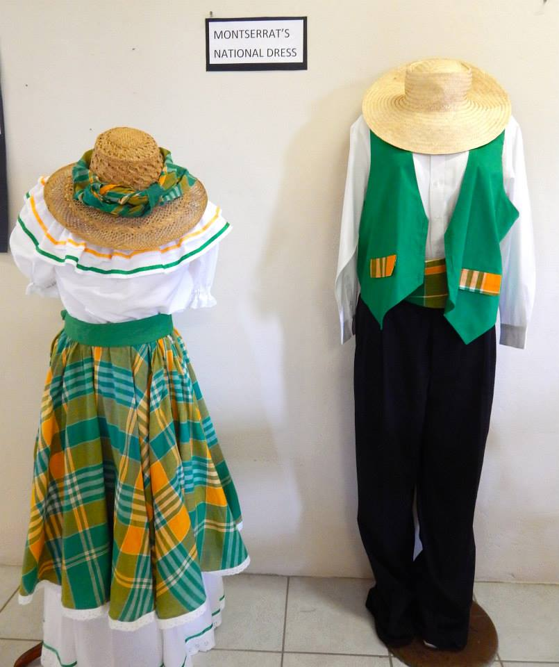 Women's and Mens' National Dress
